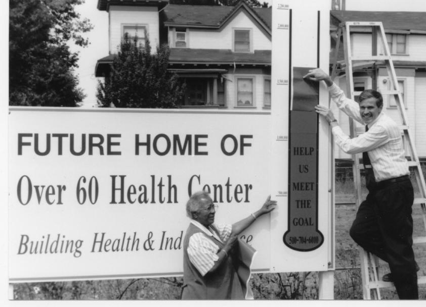 Future Home of Over 60 Health Center