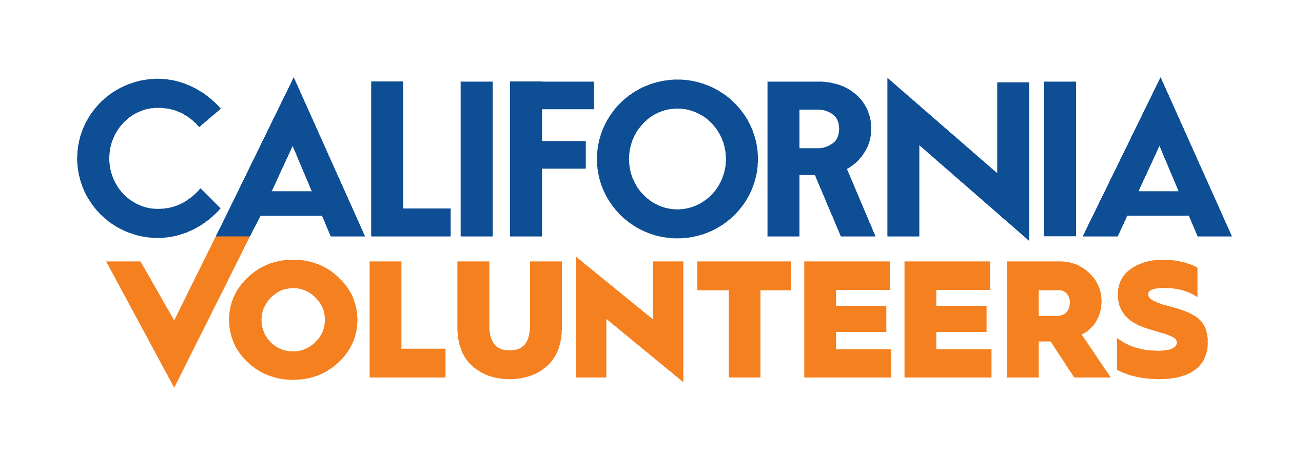 California Volunteers Logo